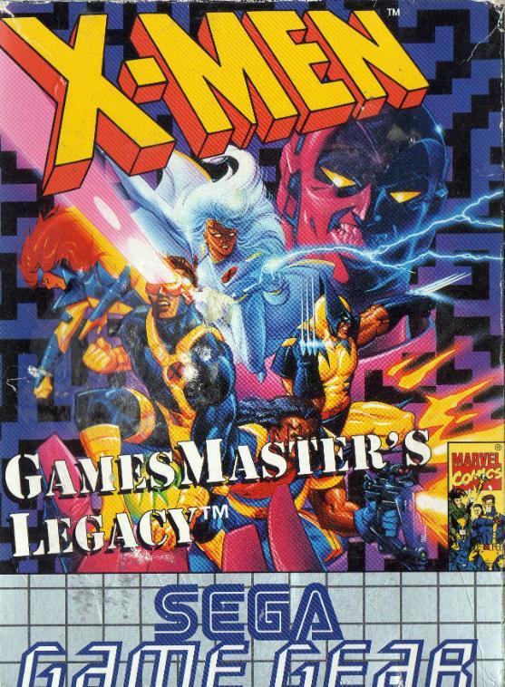 Spider-Man / X-Men: Arcade's Revenge Master System Complet 100% neuf   Xmenga10