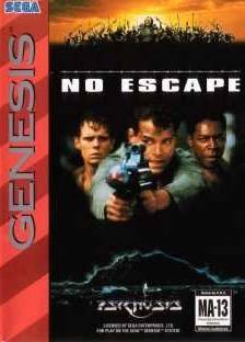 Les jeux sega genesis (MD) jamais sortis en europe Escape10