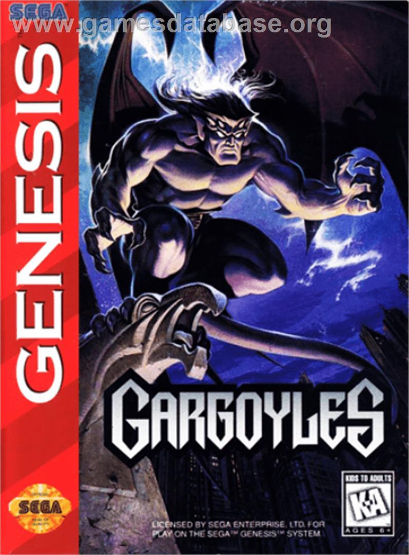 Les jeux sega genesis (MD) jamais sortis en europe Gargoy10