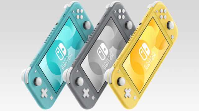 Nintendo switch light Hdhs-010