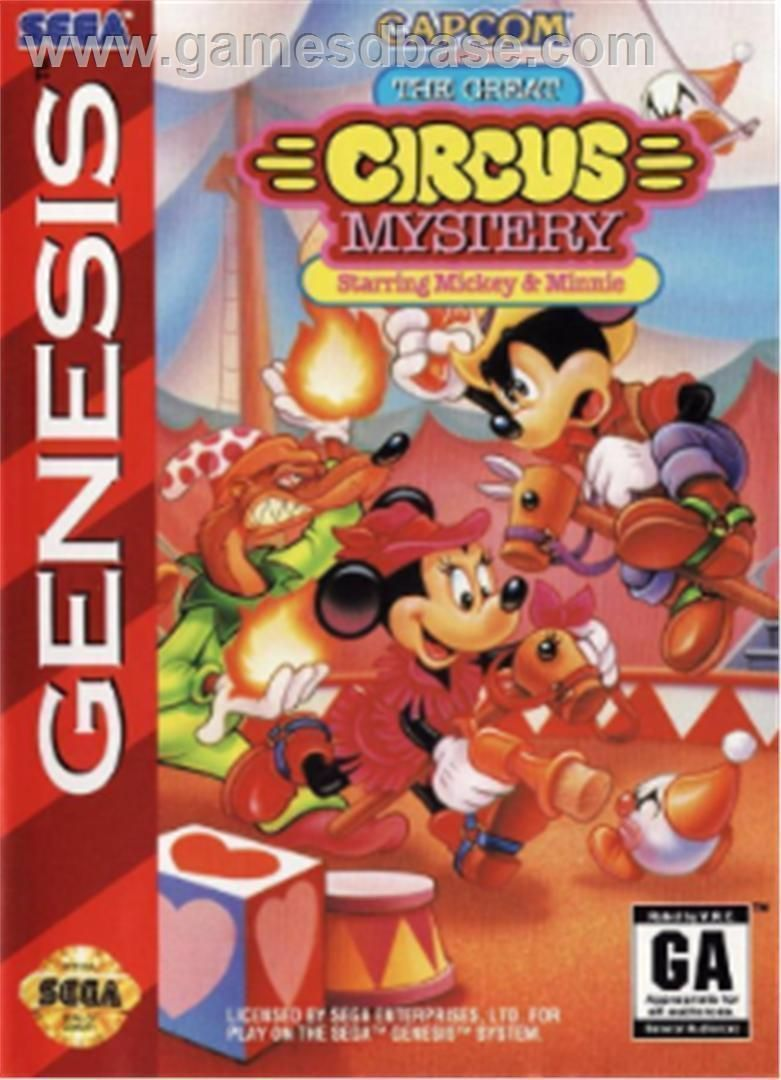 Les jeux sega genesis (MD) jamais sortis en europe Mickey10