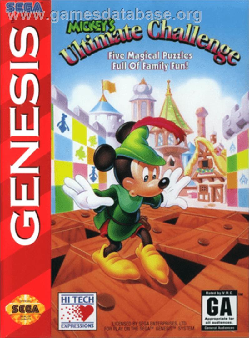 Les jeux sega genesis (MD) jamais sortis en europe Mickey11