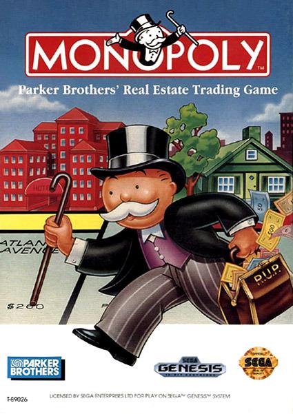 Les jeux sega genesis (MD) jamais sortis en europe Monopo10