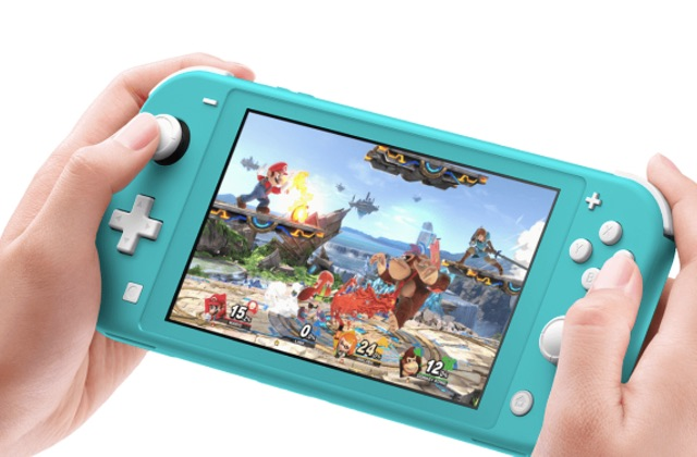 Nintendo switch light Switch10