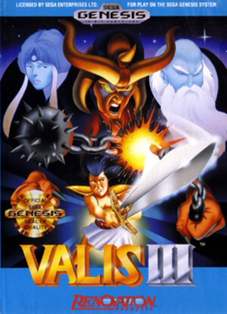 Les jeux sega genesis (MD) jamais sortis en europe Valis-10