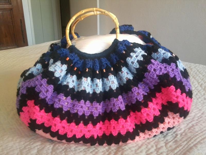 sac granny au crochet  - Page 3 Photo091