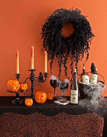 Como decorar tu casa en HALLOWEEN Hallow11