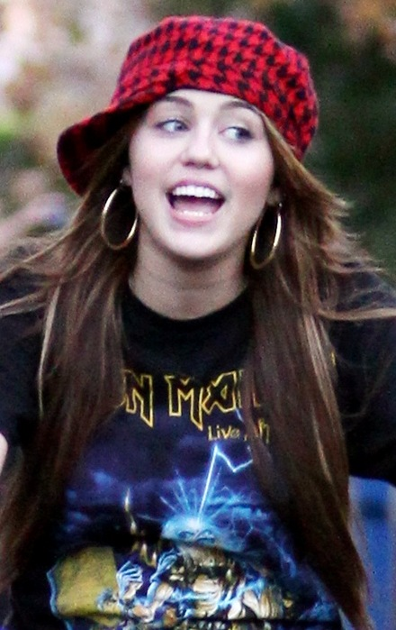 Miley Cyrus METALERA xd Miley-10