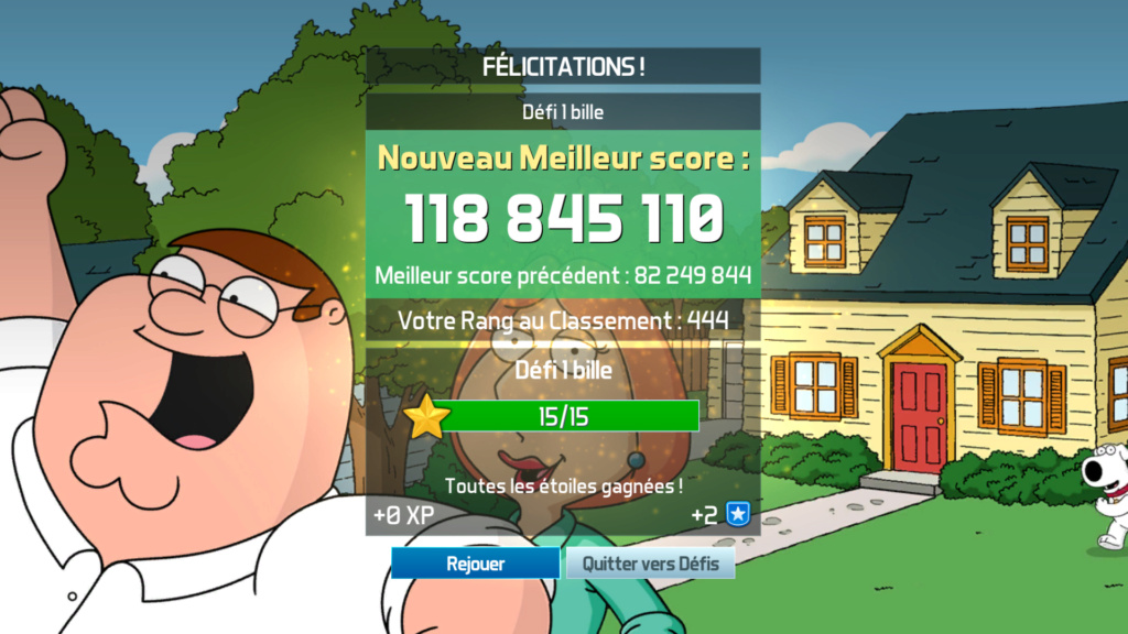 LUP's Club TdM 04.19 : Poissons d'avril • Fish Tales, Bob's Burgers, Family Guy Family10