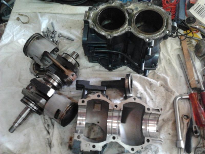 reconstruction à neuf d'un YAM 30Cv / 2 tps  (mon nouveau yamaha) 2012-013