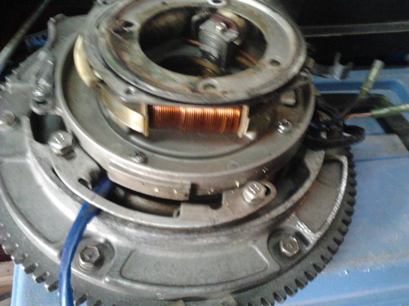 reconstruction à neuf d'un YAM 30Cv / 2 tps  (mon nouveau yamaha) 2012-014