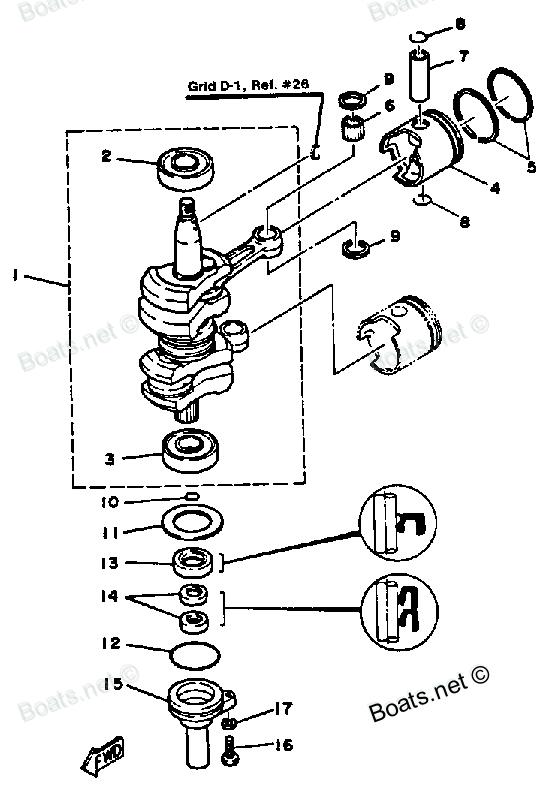 reconstruction à neuf d'un YAM 30Cv / 2 tps  (mon nouveau yamaha) Crankc11
