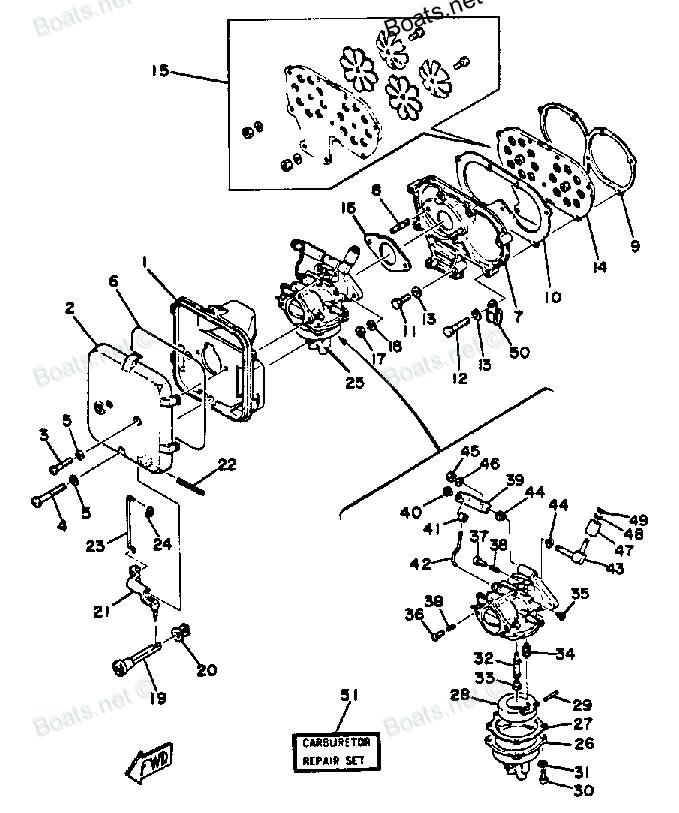 reconstruction à neuf d'un YAM 30Cv / 2 tps  (mon nouveau yamaha) Intake10