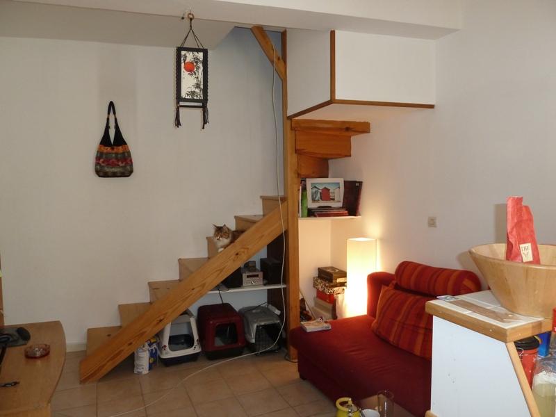 Appartement duplex 35m² au calme Montélimar P1030511