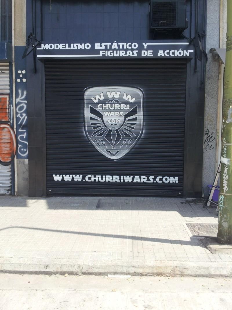 Apertura nueva tienda de modelismo estático y figuras de acción en Madrid 0611