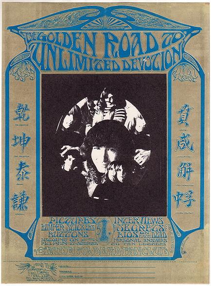 Grateful Dead - Affiches 1967fa10