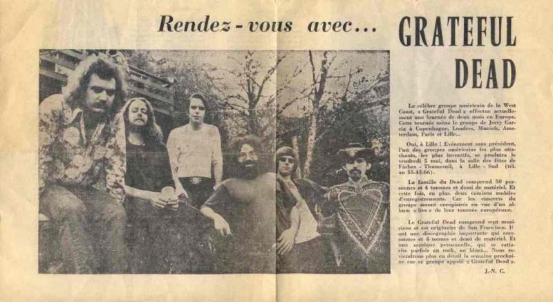 Grateful Dead - Presse Francophone 1972-010
