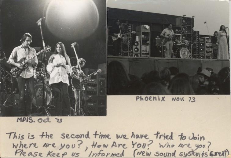 Grateful Dead - Pics 19731010