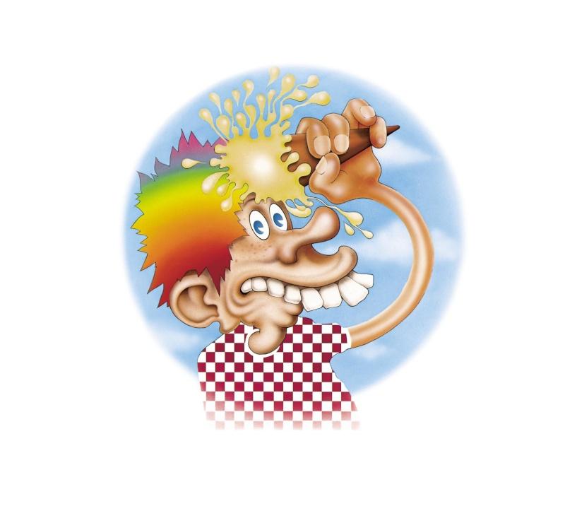 Grateful Dead - Europe '72 (1972) Gd439910