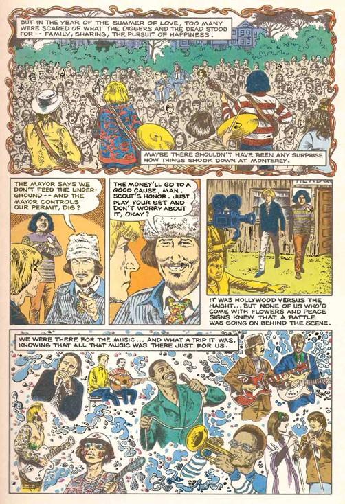 Grateful Dead - Comics Gdead311