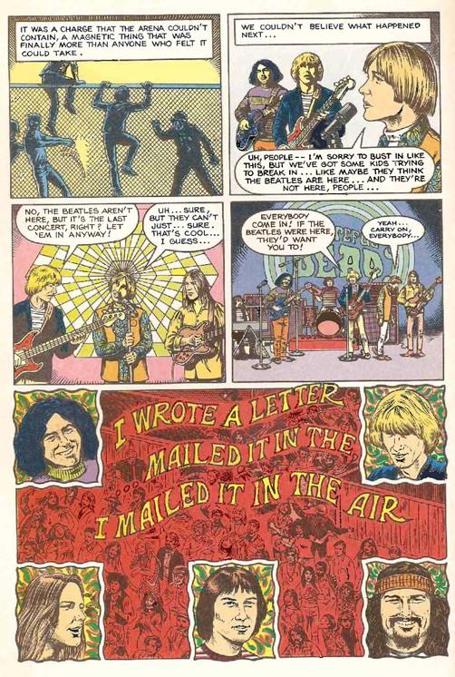 Grateful Dead - Comics Gdead610