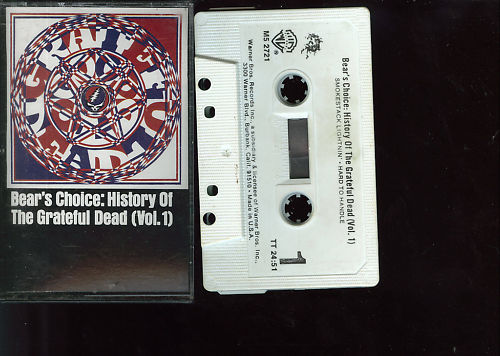 Grateful Dead - History of the Grateful Dead, Volume One (Bear's Choice) (1973) Kgrhqr10
