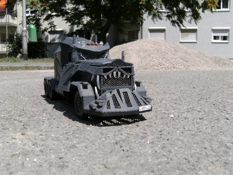 The Grey Wulf (Kennworth W900 von Revell) in 1:25 Pict0019