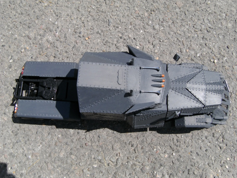 The Grey Wulf (Kennworth W900 von Revell) in 1:25 Pict0021