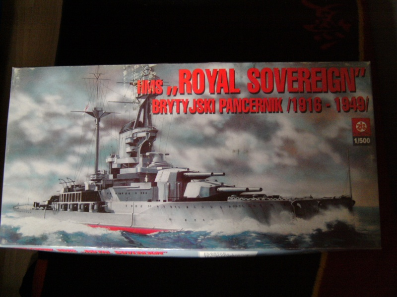 """HMS Royal Sovereign von """"Plastyk"""" in 1:500 Pict0022"""