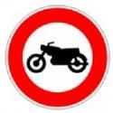 Badge de Télépéage et moto Tunnel10