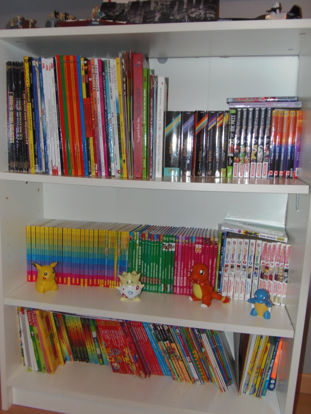 Photos - Et si on se montrait nos bibliothèques ? - Page 4 Pa030311