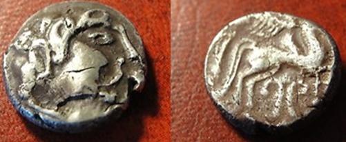 MIDAS60, le fondeur bellovaque (faux gaulois) Drachm17