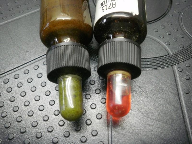 liquido jin verde o rosso 00219