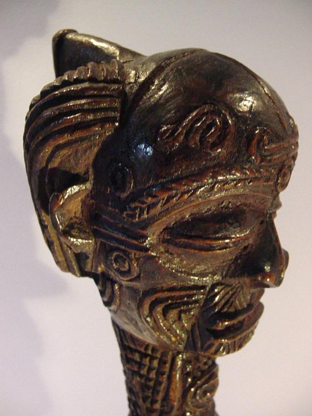 Bena Luluwa people, Male Priapic Figure, Bena Makuna, Southern Kasaï/Sankuru Region, Demba Area, Congo Dsc00914