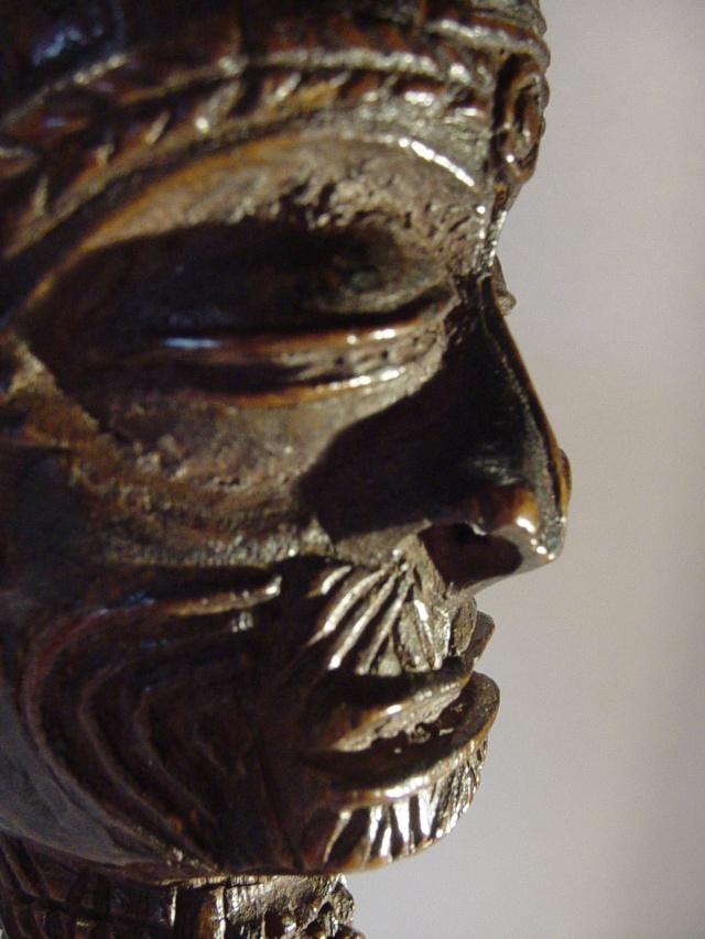 Bena Luluwa people, Male Priapic Figure, Bena Makuna, Southern Kasaï/Sankuru Region, Demba Area, Congo Dsc00917