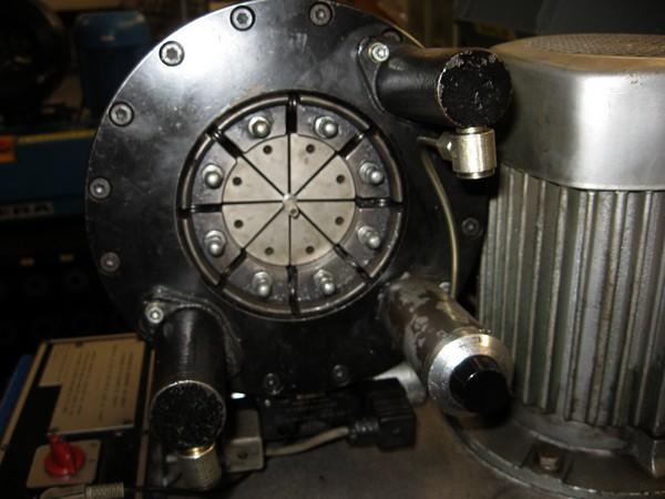 Fabrication d'un câble de frein à main. 2005-020