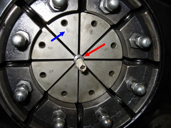 Fabrication d'un câble de frein à main. 2005-021