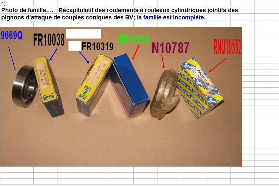 Boites 330 (R8) aux boites NG5 (R5 alpine turbo) roulements Rpa_p111
