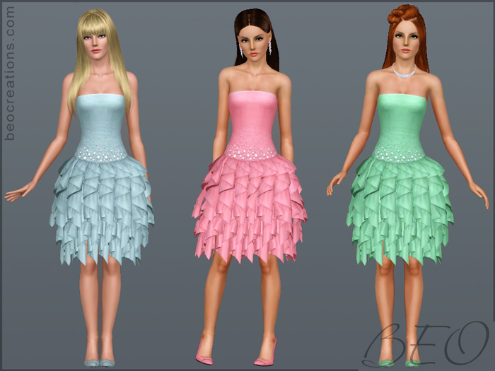 Bride Dress 16 by BEO 310