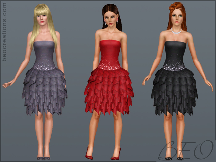 Bride Dress 16 by BEO 410