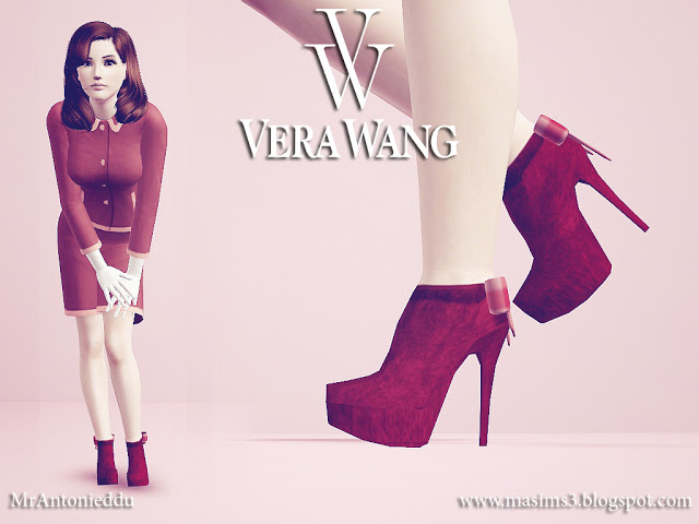 Vera Wang Ankle Boots by MrAntonieddu D0b0d010