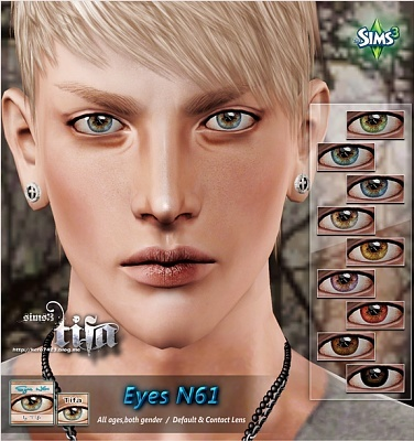 Eyes by Tifa Sims3u10