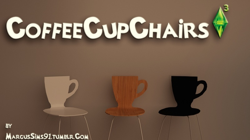 Coffee Cup Chairs by MarcusSims91 Tumblr16