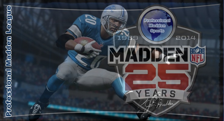 Week 7 Scheduling!! Madden10