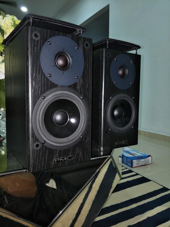 pmc db1i bookshelft speaker (sold ) Img20113