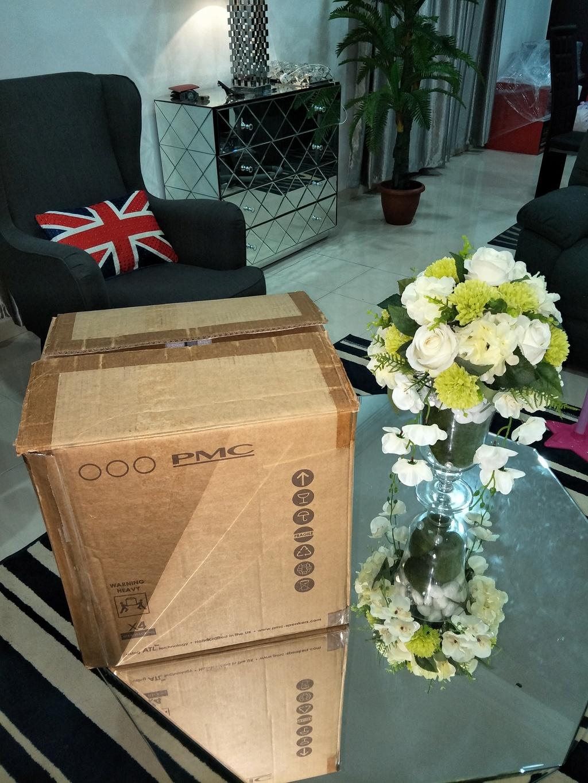 pmc db1i bookshelft speaker (sold ) Img20115
