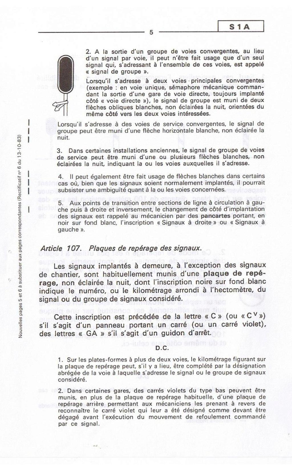 Signalisation SNCF 00510