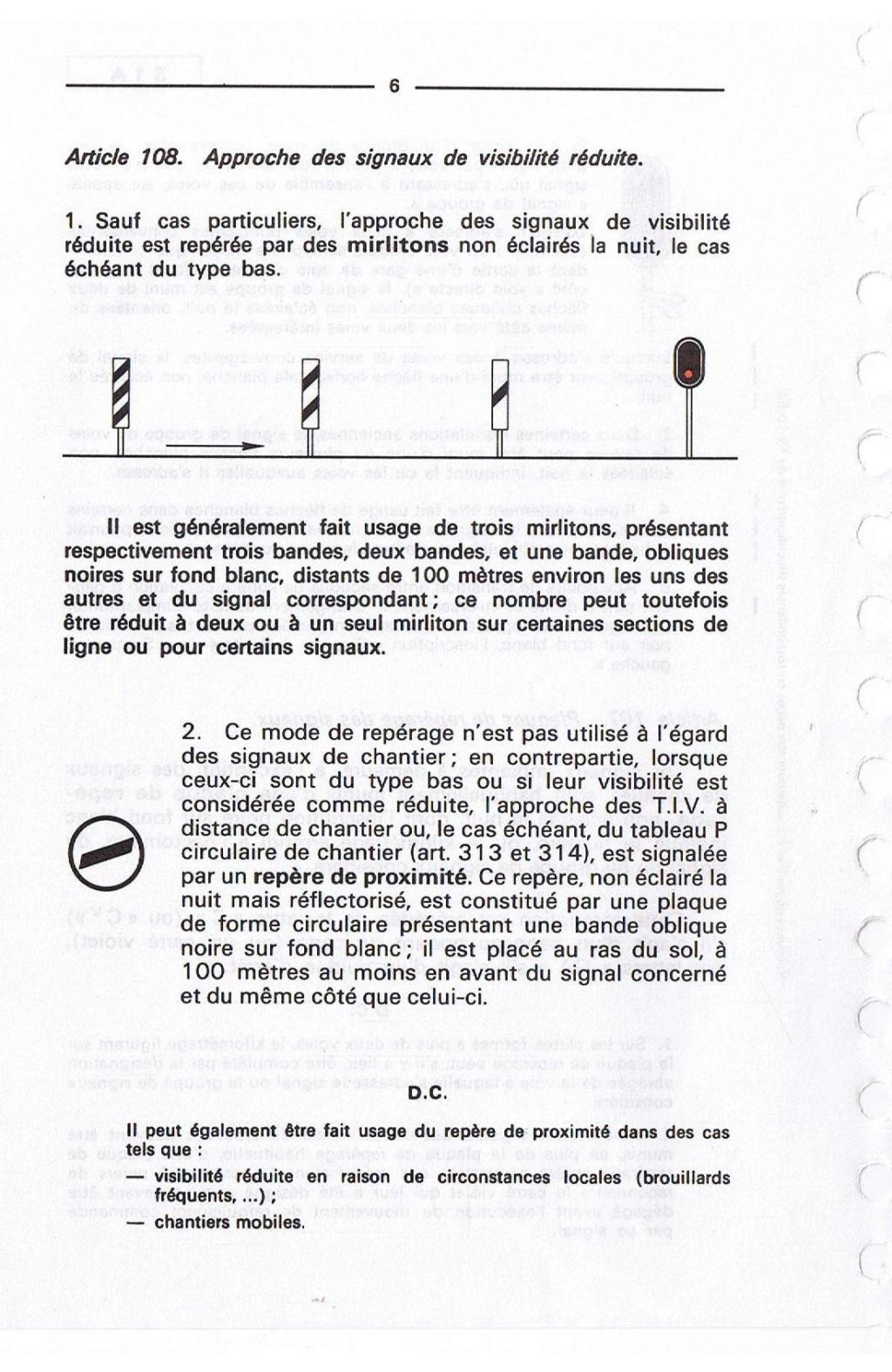 Signalisation SNCF 00610