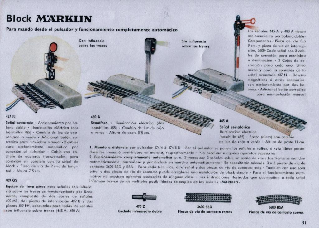 Voies Märklin anciennes et voie VB Trois rails - Page 2 00713