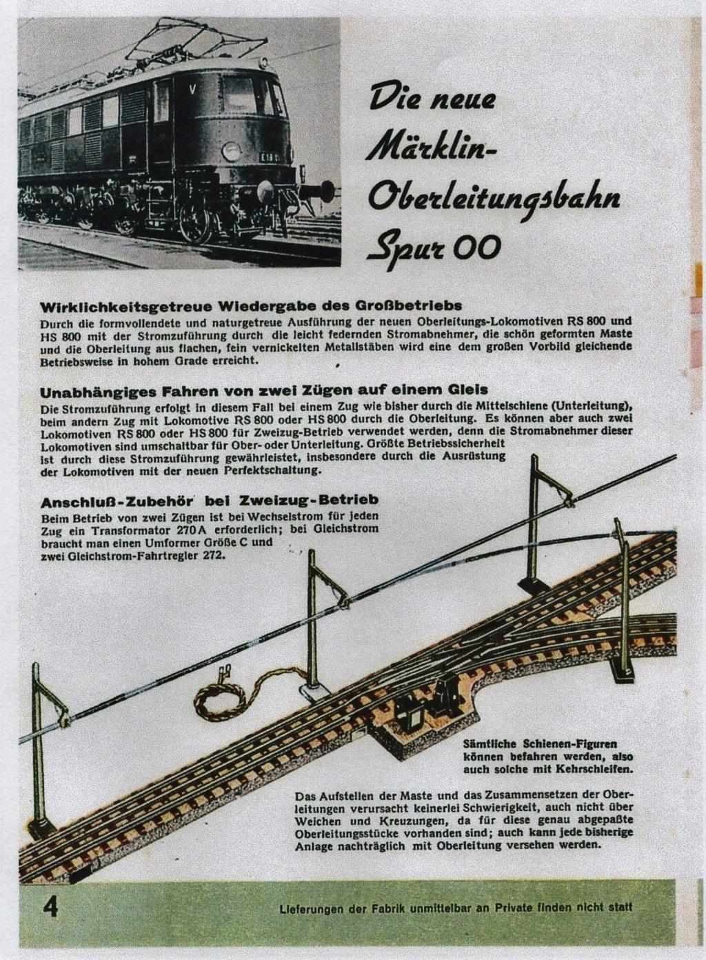 Voies Märklin anciennes et voie VB Trois rails 00911
